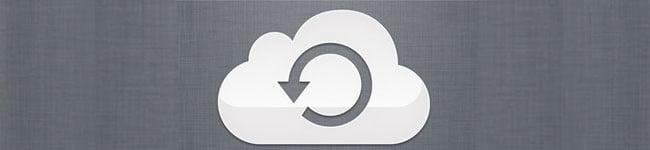 Salvando seus contatos na nuvem
