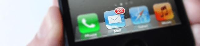 Dicas de e-mail