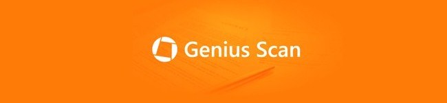 Aplicativo grátis Genius Scan