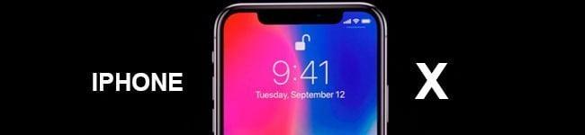 iPhone X ( iPhone 10 )
