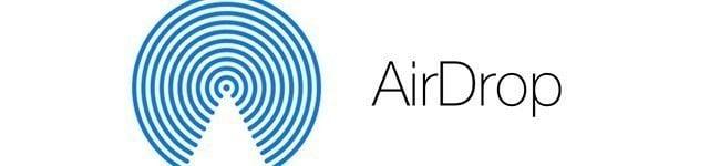 AirDrop!