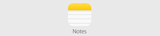 Notas – Mac, iPhone, iPad, iPod