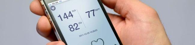 O app Saúde